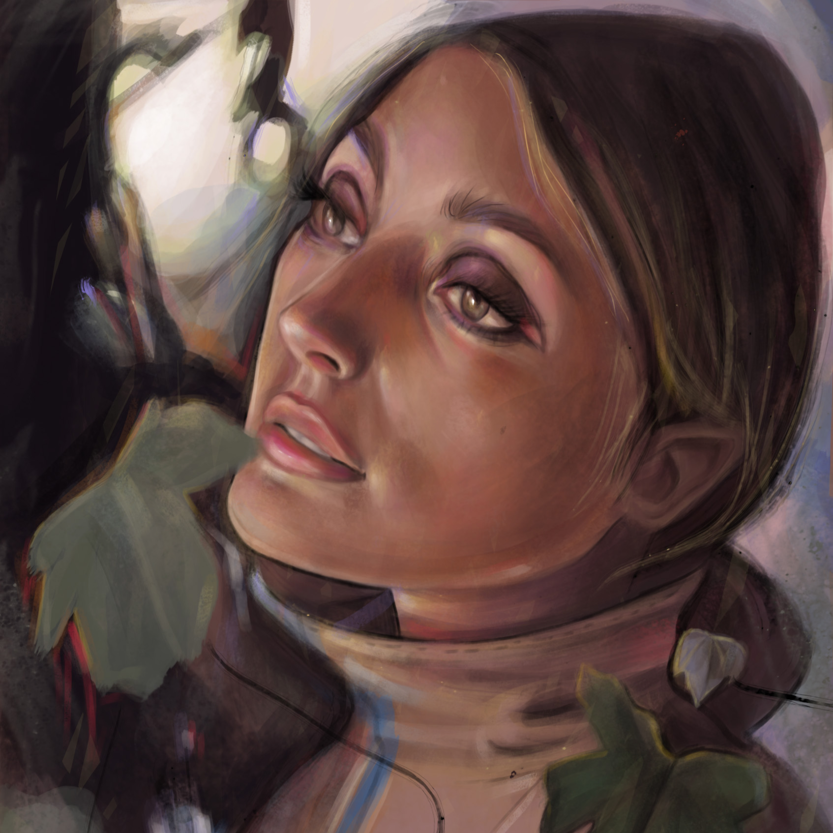 Portrait of Sharon tate
