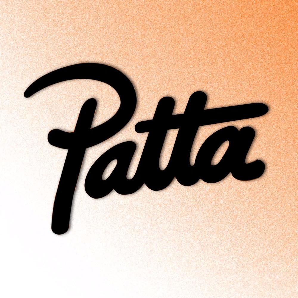 """Patta"" brand logo motion."