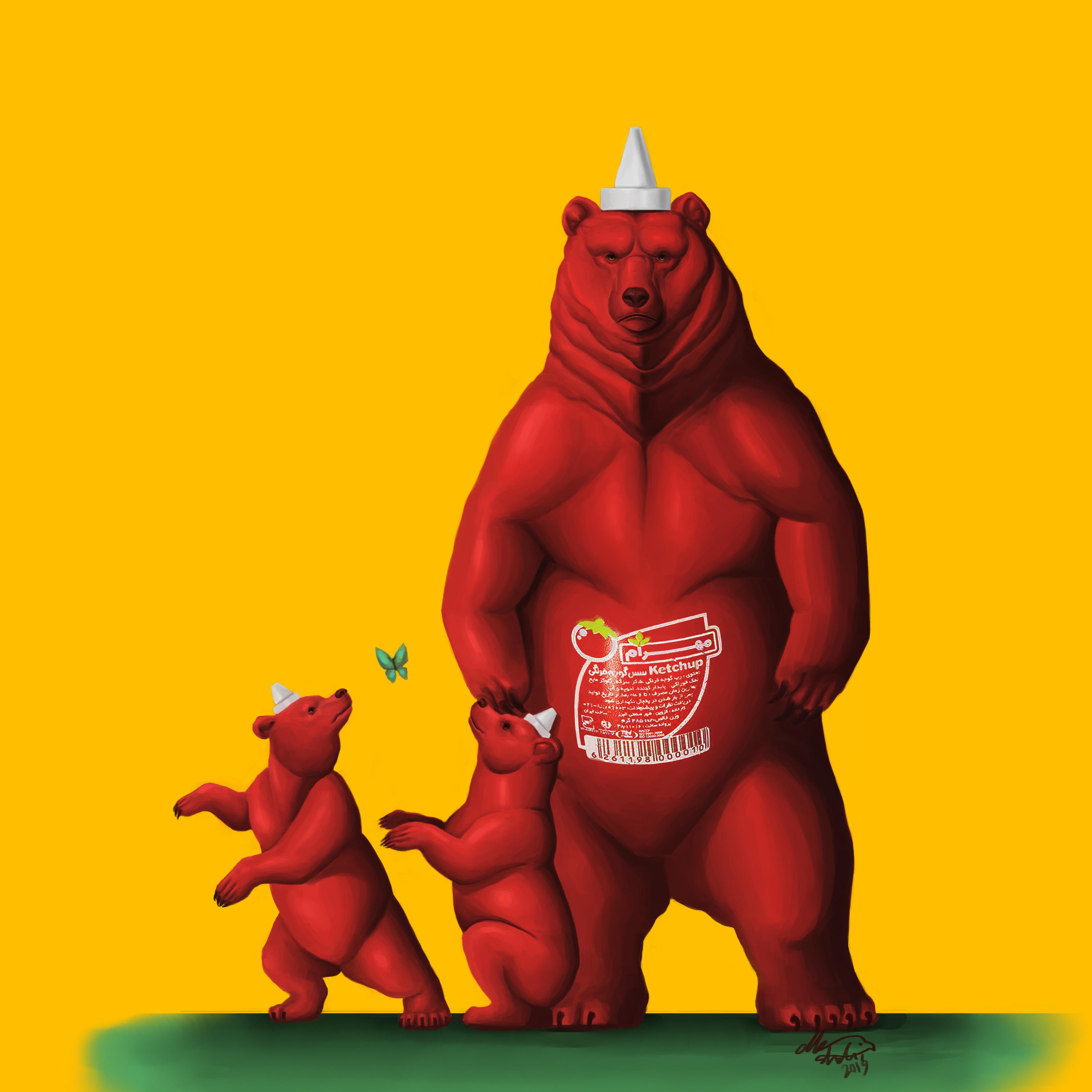 khersi ketchup