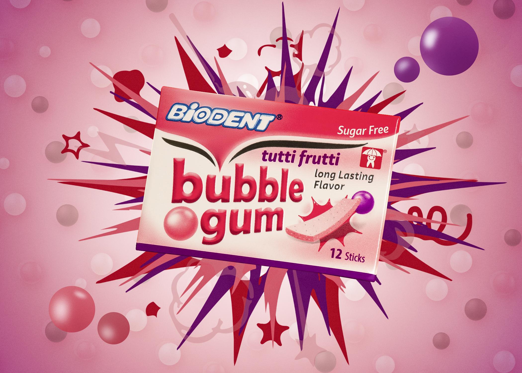 Biodent Gum