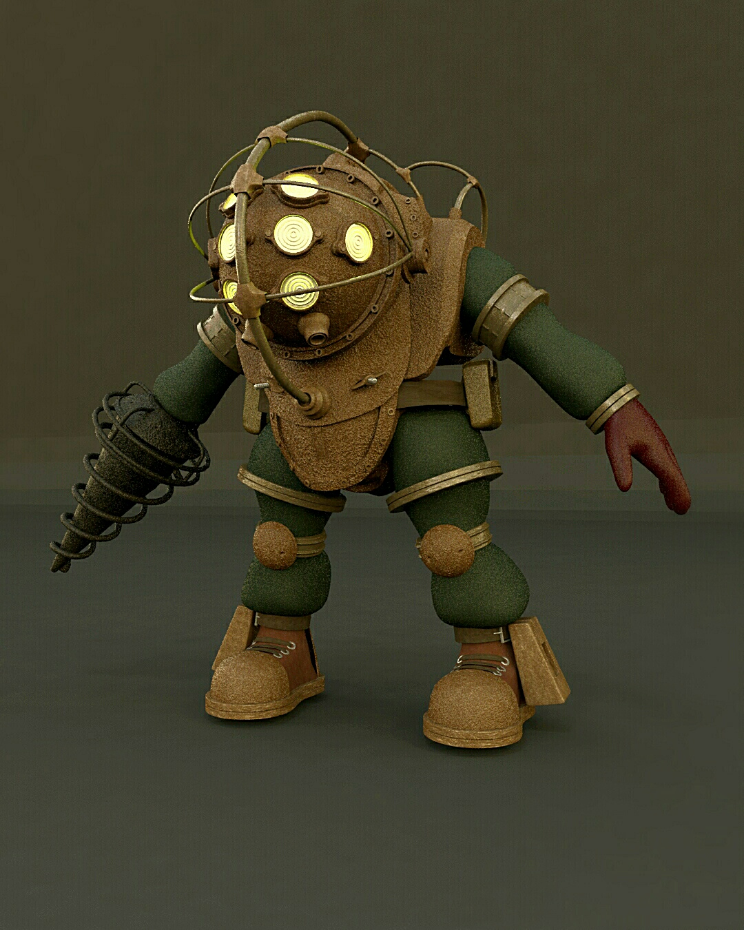 Bioshock : Big Daddy