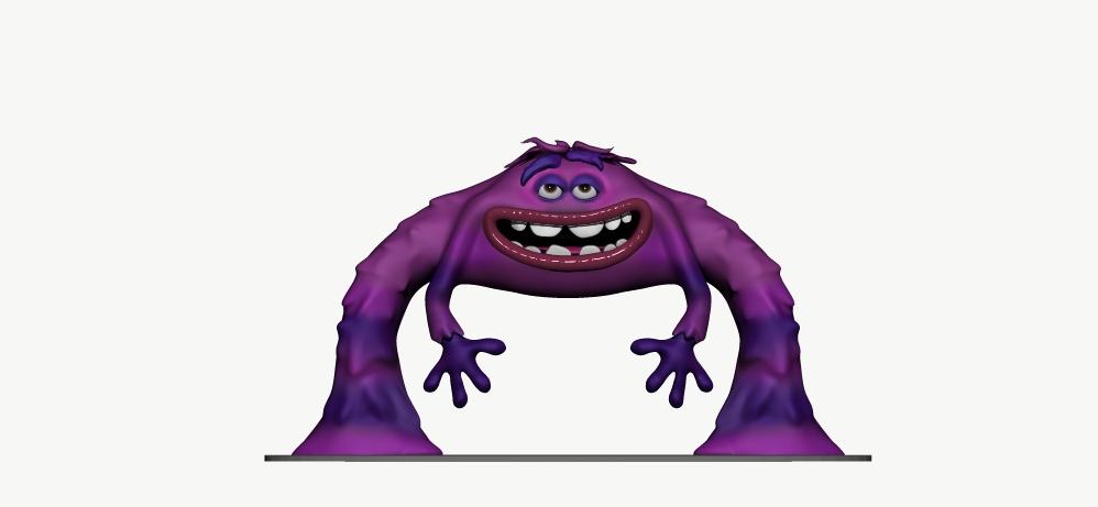 art (Monsters University)