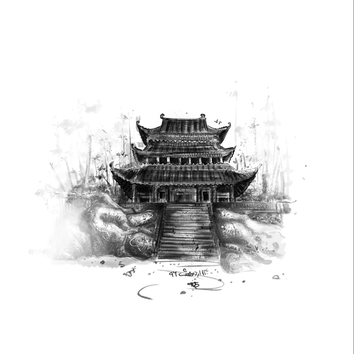 طراحی فضای آسیای شرقیَ