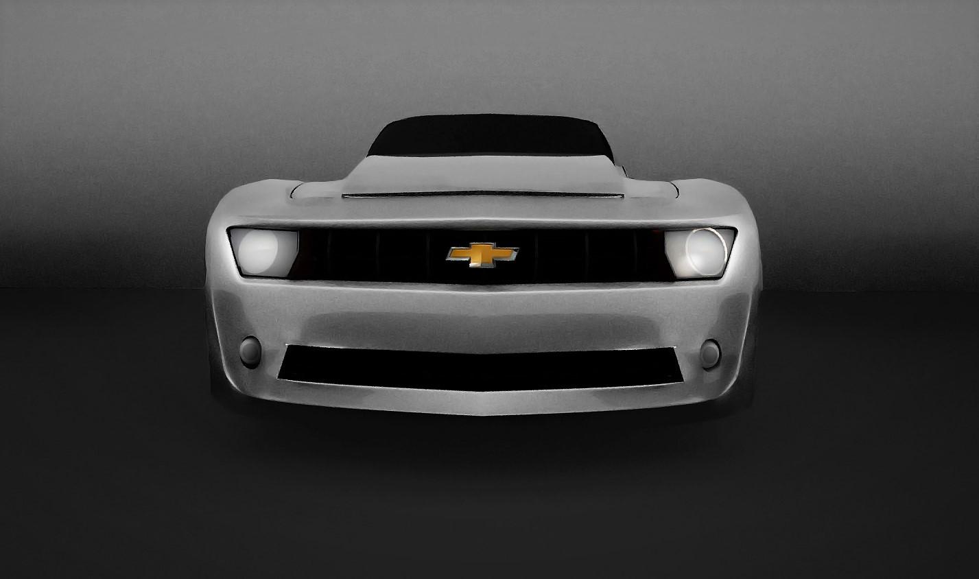 Chevrolet camaro 2008