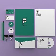 طراحی هویت بصری شرکت تجهیزات مراقبت از کابل فِلکسیم