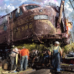 digital painting-photoshop
