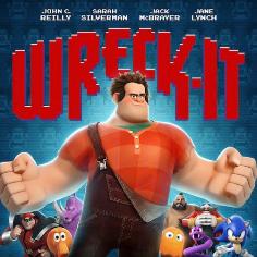 تریلر انیمیشن Wreck it Ralph