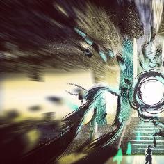 The Black Gate of Infraworld