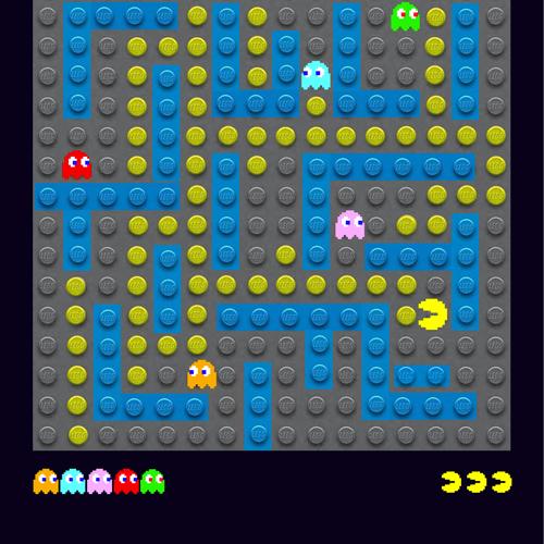 LEGO: Think it, Play it, Beat it.