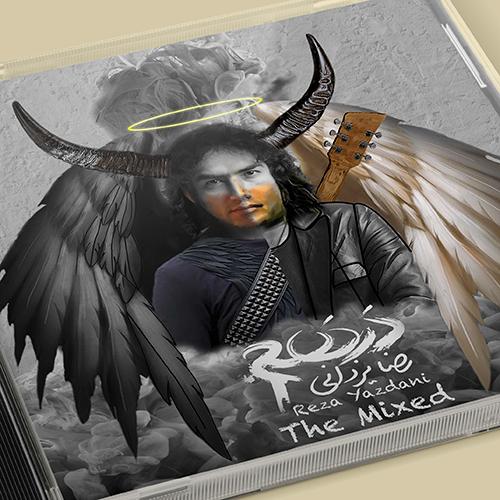 Album Cover Design - The Mixed - Reza Yazdani