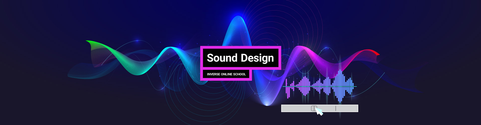 دوره آنلاین طراحی صدا