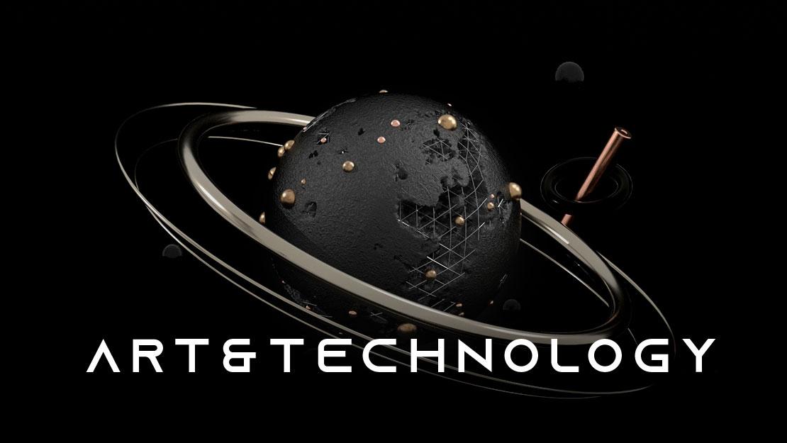 کارگاه Art & Technology