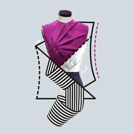 الگوسازی و دوخت پوشاک زنانه به روش TR