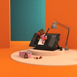 Digital Painting و تصویرسازی در تبلیغات