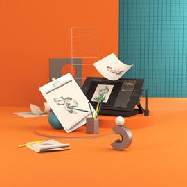 دوره طراحی کاراکتر برای انیمیشن تکمیلی