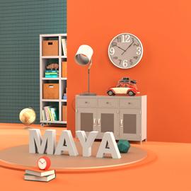 دوره مدلسازی و نورپردازی در Maya