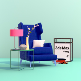 3Ds Max + Vray
