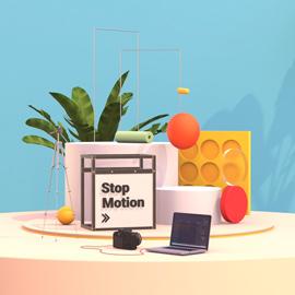 دوره Stop Motion