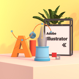 دوره Adobe Illustrator