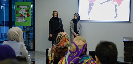 گزارش معارفه دوره طراحی کالکشن با مهرآرا مولوی