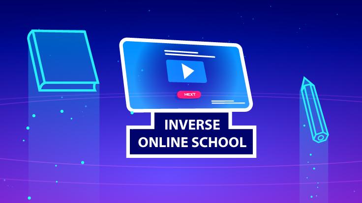 مدرسه آنلاین اینورس