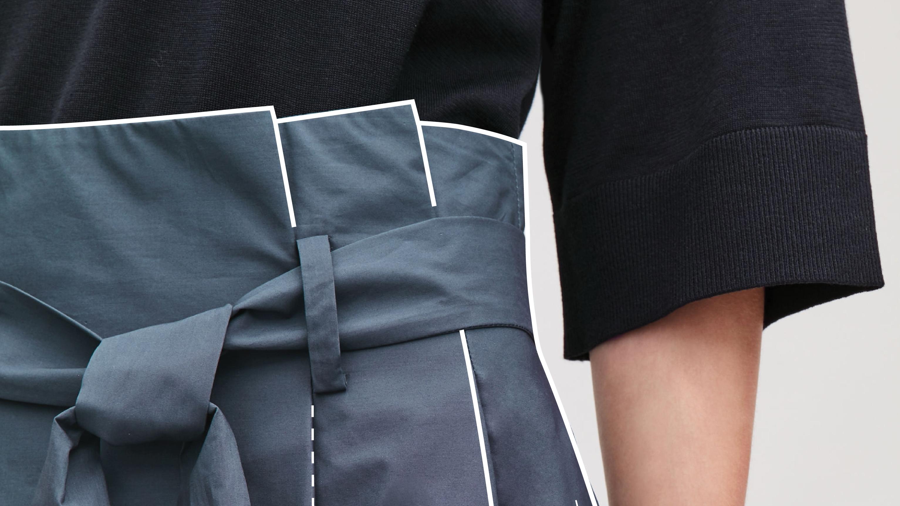 ژوژمان پایان دوره «الگو و دوخت پوشاک زنانه (نازک دوزی)»