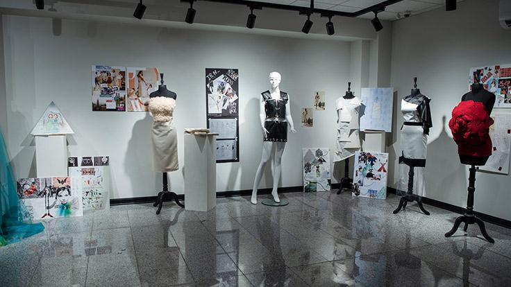 گزارش ژوژمان پایان دوره «آشنایی با طراحی لباس»