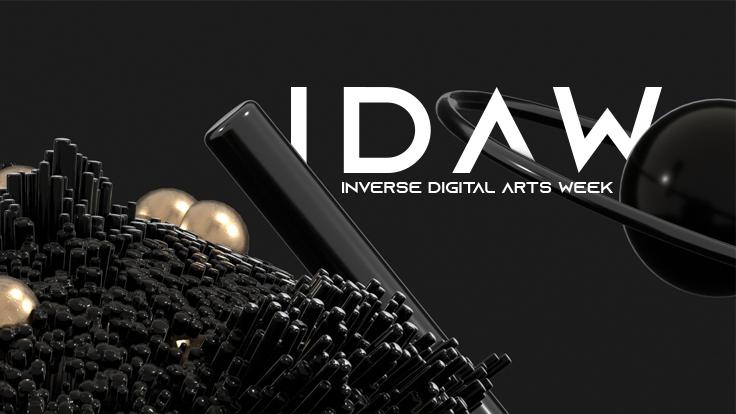 بهترین فرصت برای ثبتنام در هفته هنرهای دیجیتال اینورس