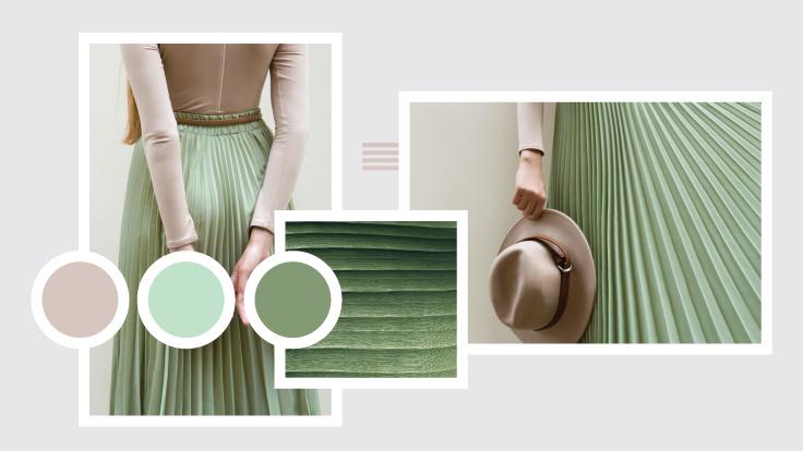 ژوژمان پایان دوره «آشنایی با طراحی لباس»