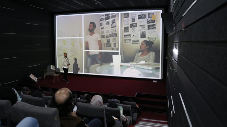 گزارش روز ششم هفته هنرهای دیجیتال اینورس؛ تبلیغات