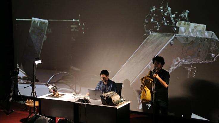 گزارش روز هشتم هفته هنرهای دیجیتال اینورس؛ هنر و تکنولوژی