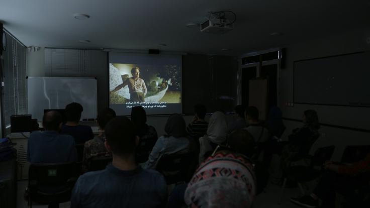 گزارش کارگاه «سینما بیرون از سینما - فیلم Her 2013»