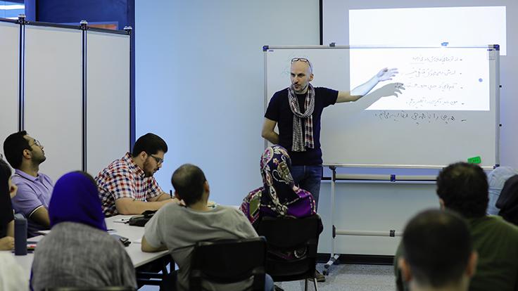 گزارش کارگاه «تجارینویسی در شبکههای اجتماعی»