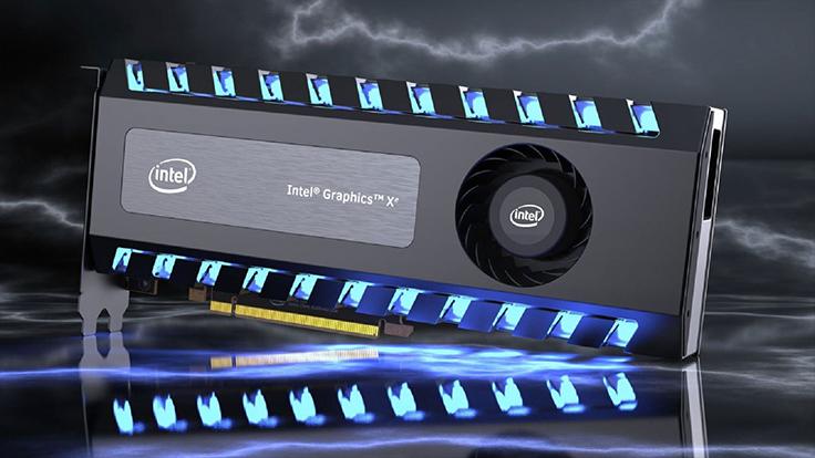 Intel رقیبان خود را باGPU های نسل جدید به چالش میکشد