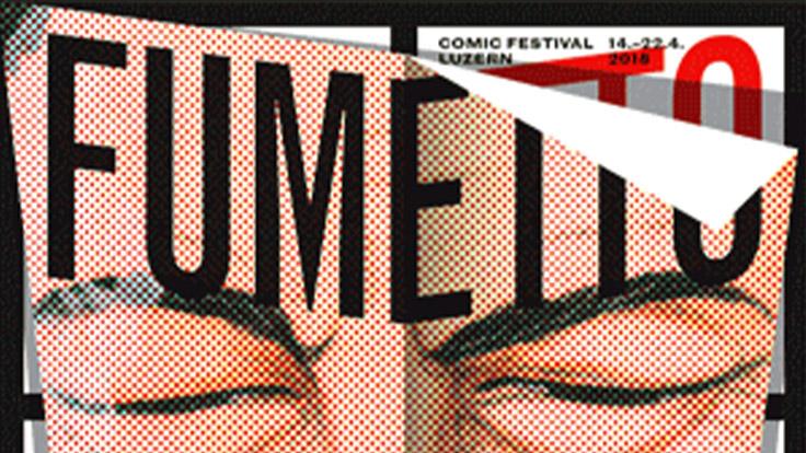 جشنواره جهانی کمیک Fumetto سال ٢٠٢١