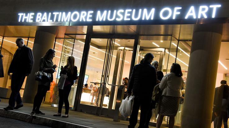 مخالفت عموم با فروش آثار ارزشمند موزه هنر بالتیمور