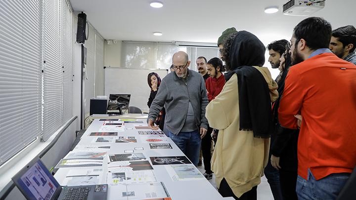 گزارش ژوژمان ترم سه رشته «طراحی گرافیک»