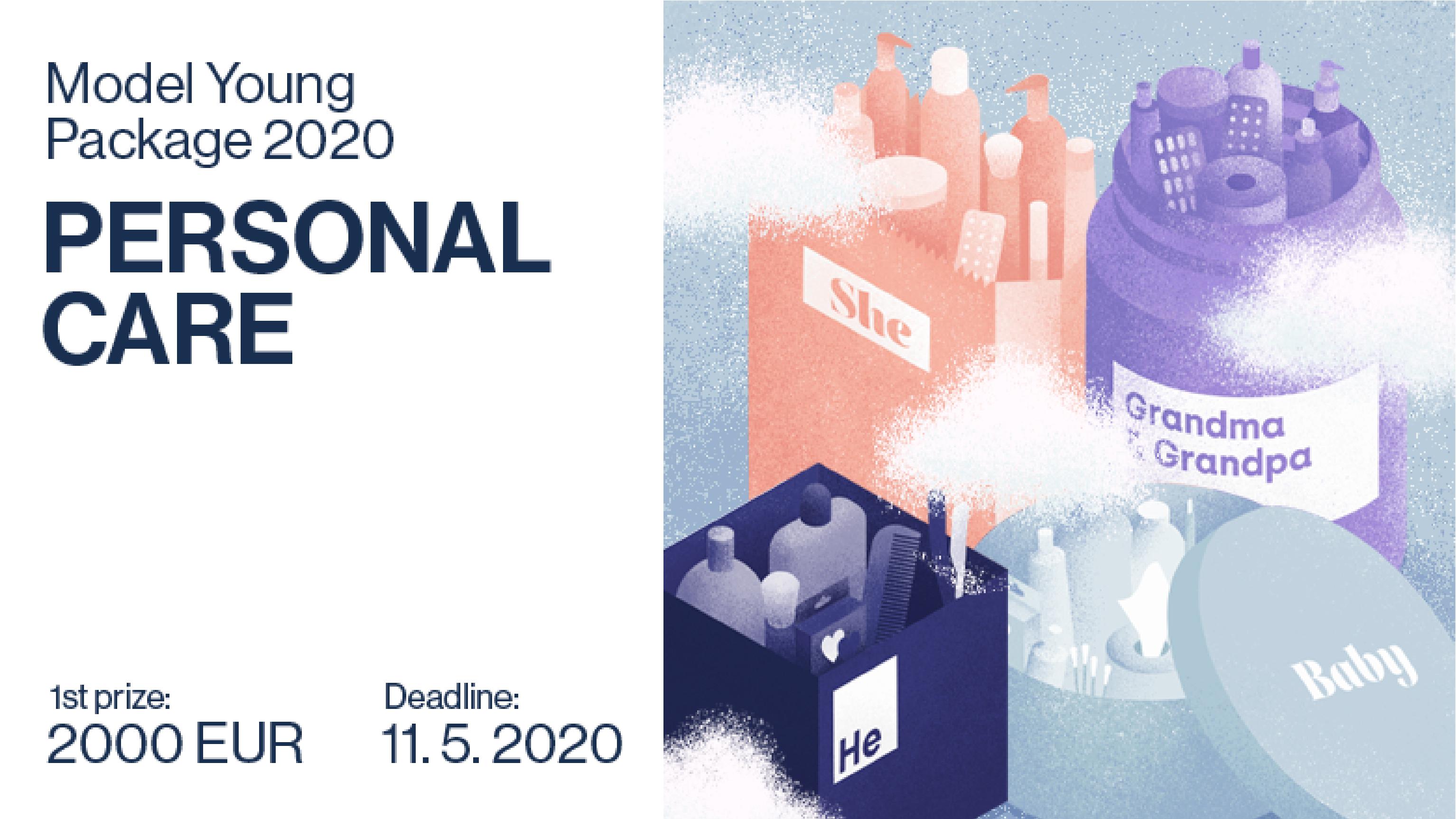 فراخوان Model Young Package 2020 – مسابقات بینالمللی طراحی بستهبندی