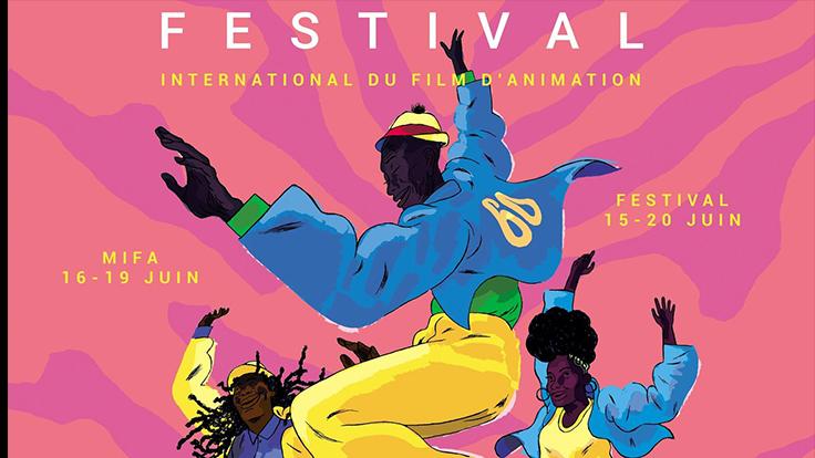 برندگان فستیوال انیمیشن Annecy 2020