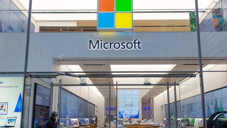 تعطیلی دائمی فروشگاههای خردهفروشی مایکروسافت