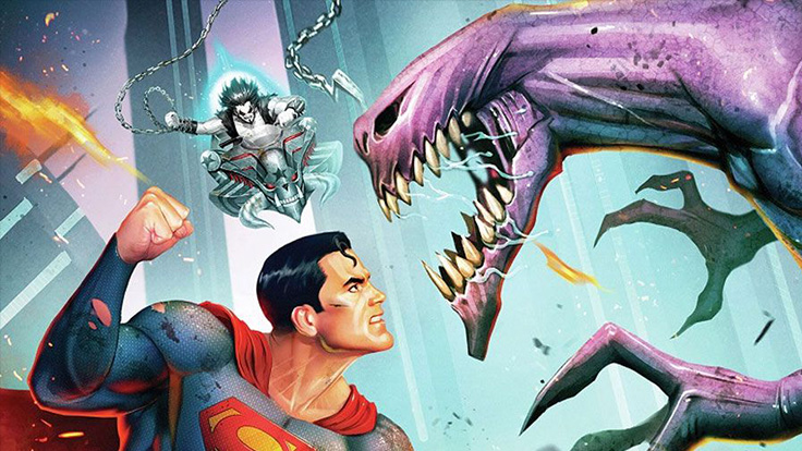 انیمیشن Superman: Man of Tomorrow