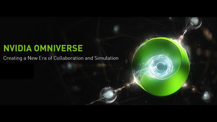 نسخه بتای Nvidia Omniverse در دسترس قرار گرفت