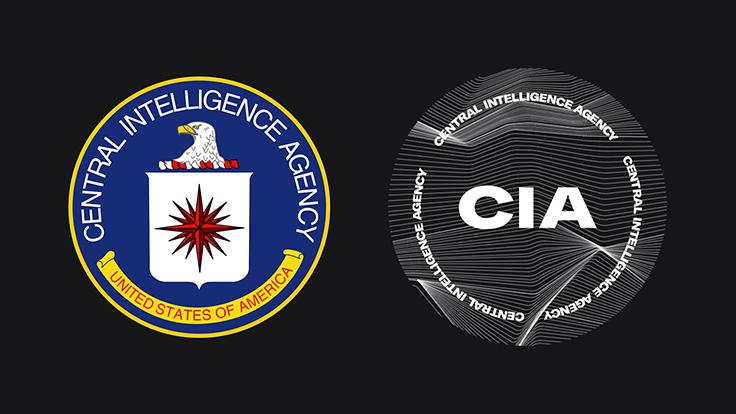 تمسخر لوگوی جدید سازمان CIA در شبکههای اجتماعی