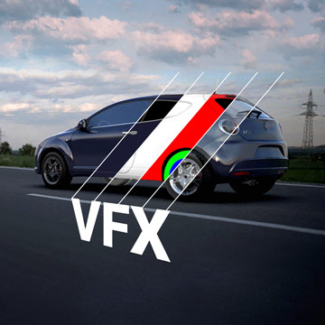 رشته VFX